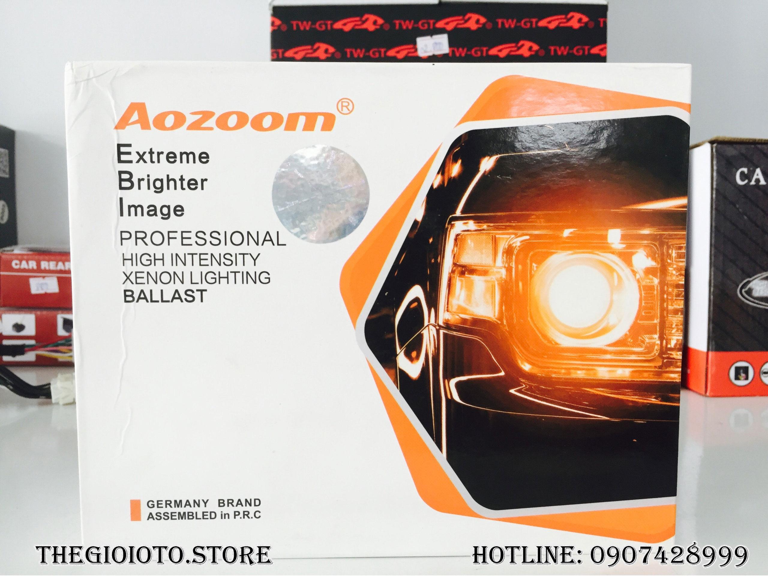 Ballast Aozoom kích đèn