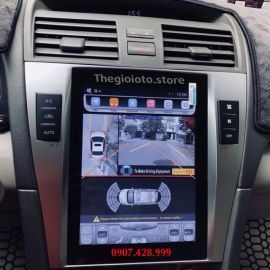 DVD - android Toyota Camry 2006 - 2011