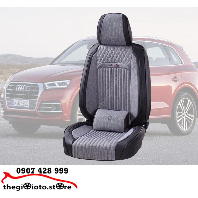 Áo ghế xe ô tô sang chảnh