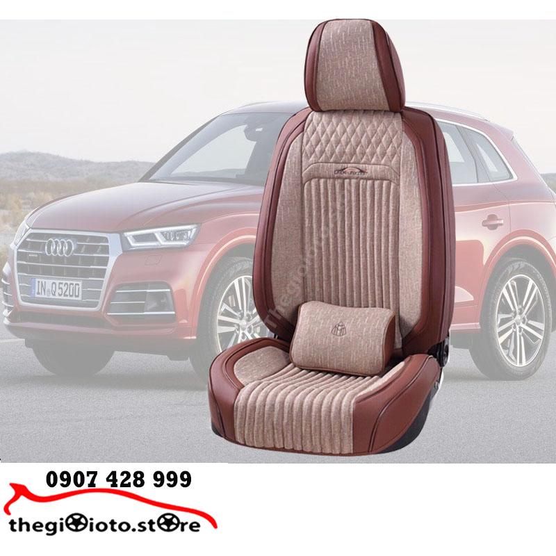 Mẫu áo ghế xe ô tô đẹp nhất