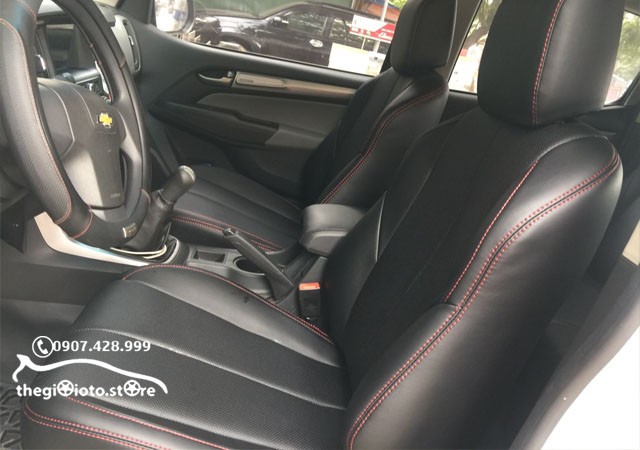 Ghế da xe chevrolet