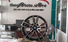 Lazzang 19 inch xe Vinfast Luxsa