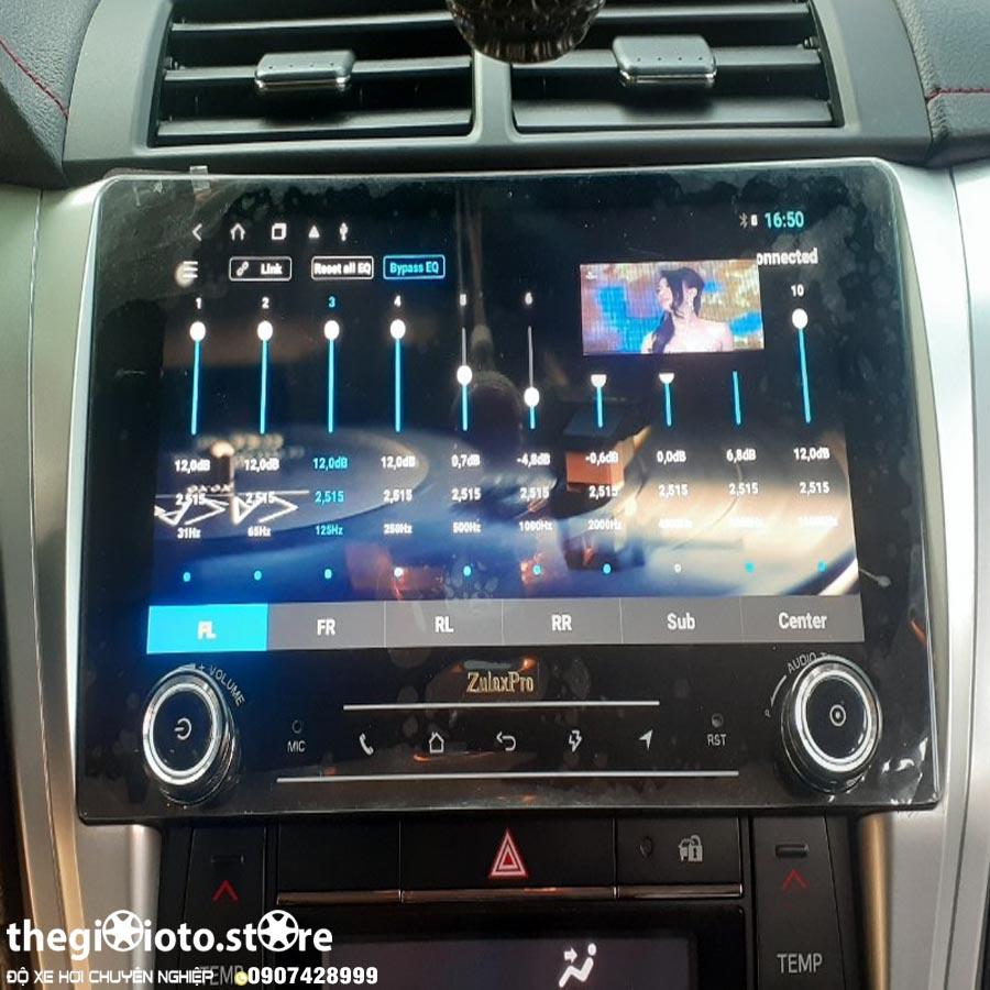 Màn hình Zulex pro 6 cho xe Camry