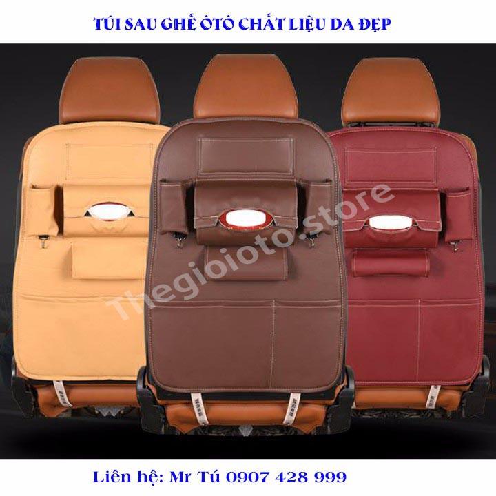 Túi sau ghế ô tô