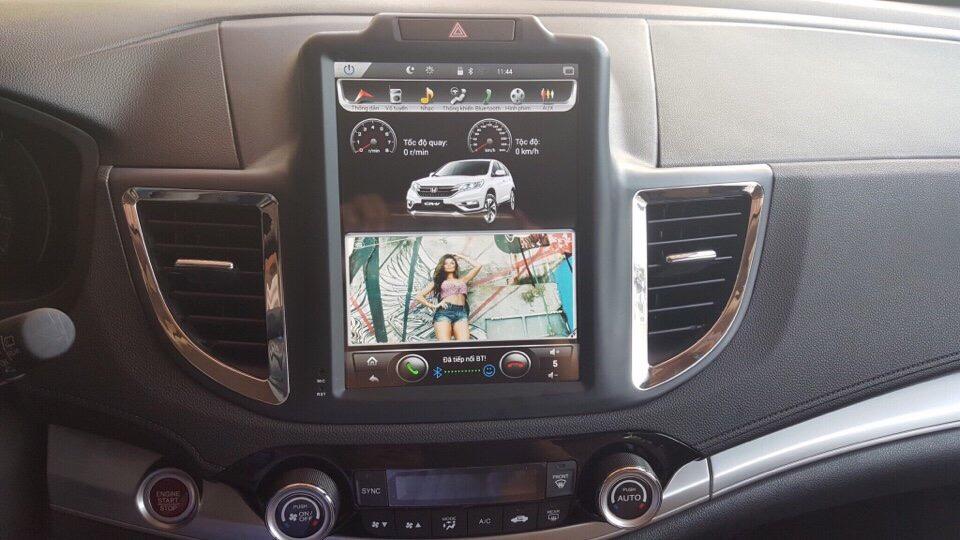 Màn hình dọc DVD - Honda