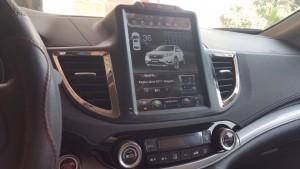 Màn hình DVD Honda CRV